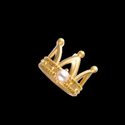 My Prince & Princess Collection 18K黄金 王子头像吊坠 2399