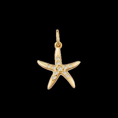 2 Ocean Collection Trésor 18K金 海星吊坠 ¥ 2999