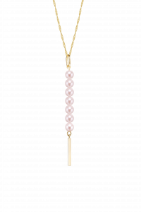 Rosee du Matin Collection 9K Pearl Necklace(Vertical section)¥2699