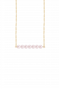 Rosee du Matin Collection 9K Pearl Necklace(Horizontal section)¥2699